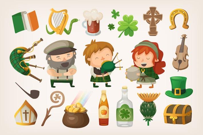 Thumbnail for Día de San Patricio en Irlanda
