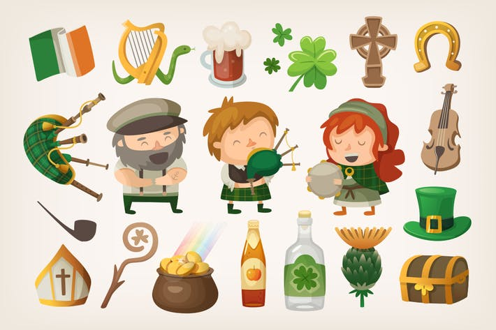 Thumbnail for Saint Patrick en Irlande