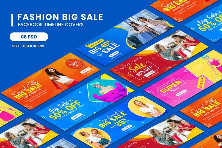 Facebook Timeline Covers for Sale Fashion