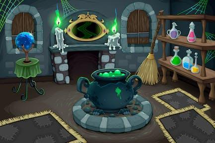 Das Hexenzimmer