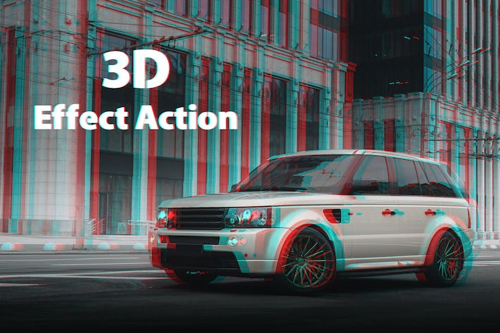Cover Image For 3D Effect Actions