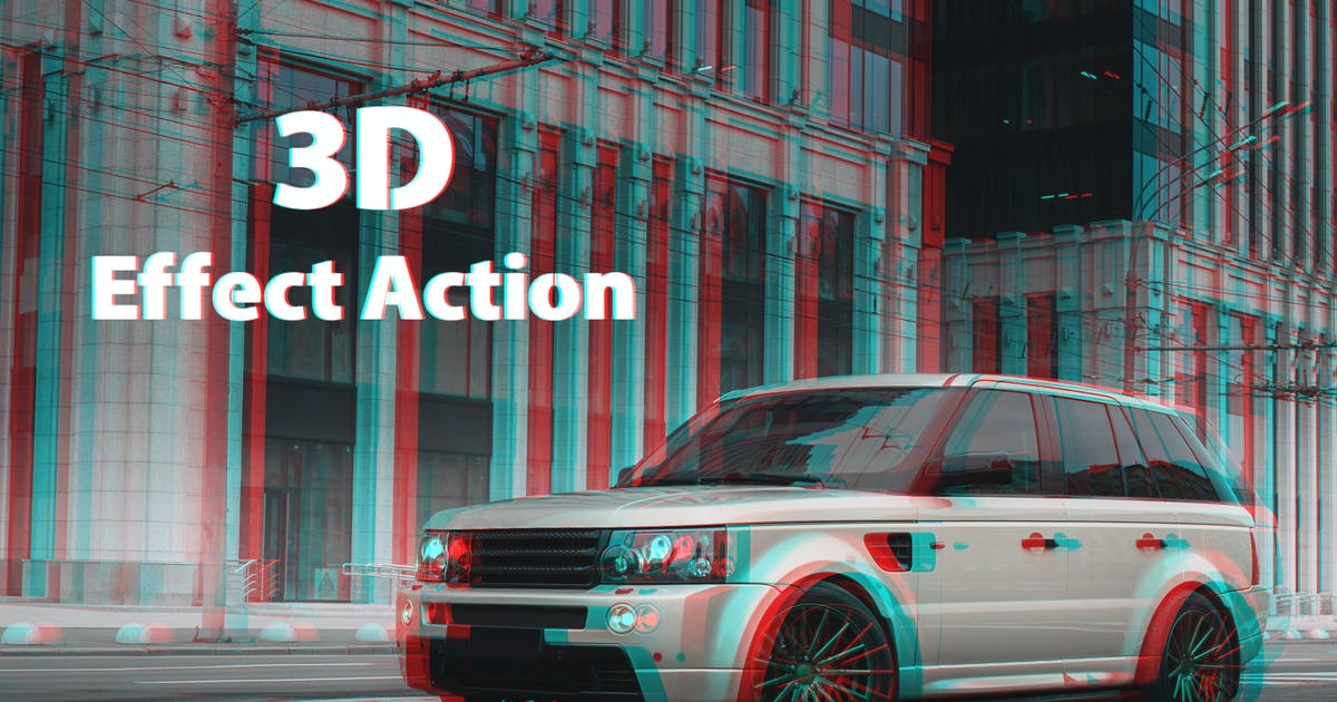 Download 3D Effect Actions by ClauGabriel