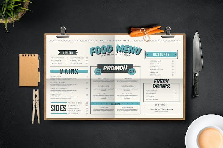 Thumbnail for Fresh Food Menu