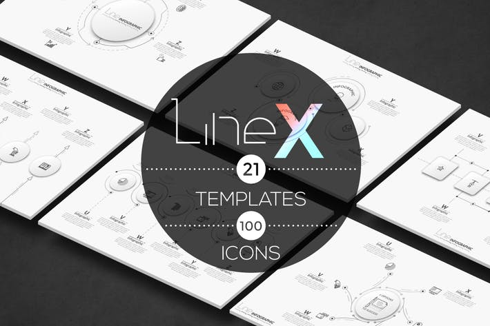 Thumbnail for Line-X Infographics