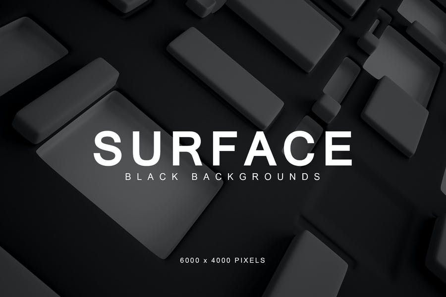 Black Surface Backgrounds 1