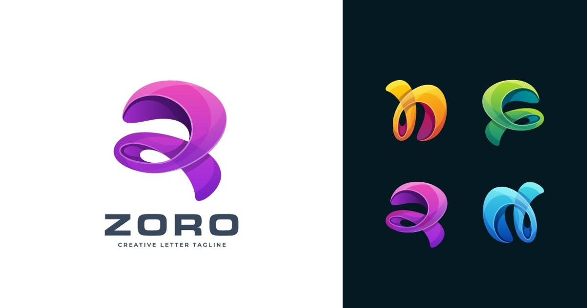 Download Abstract Colorful Logo Template by ivan_artnivora