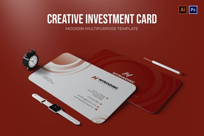 Creative Invesment - Business Card