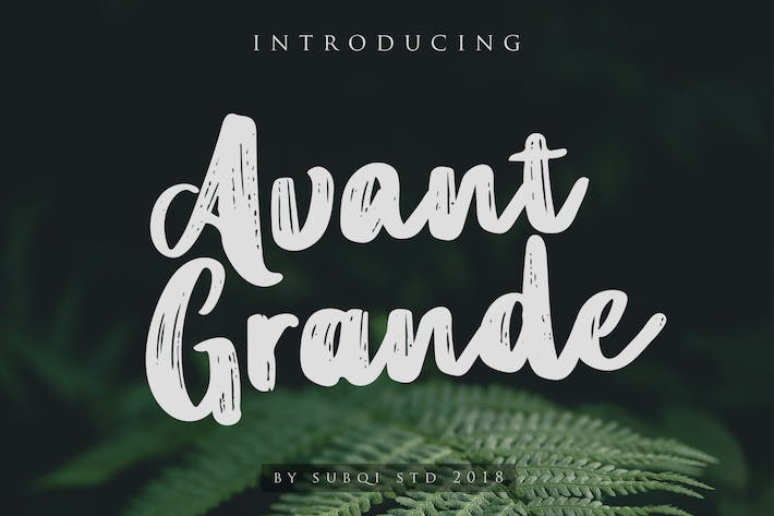 Thumbnail for Avant Grande