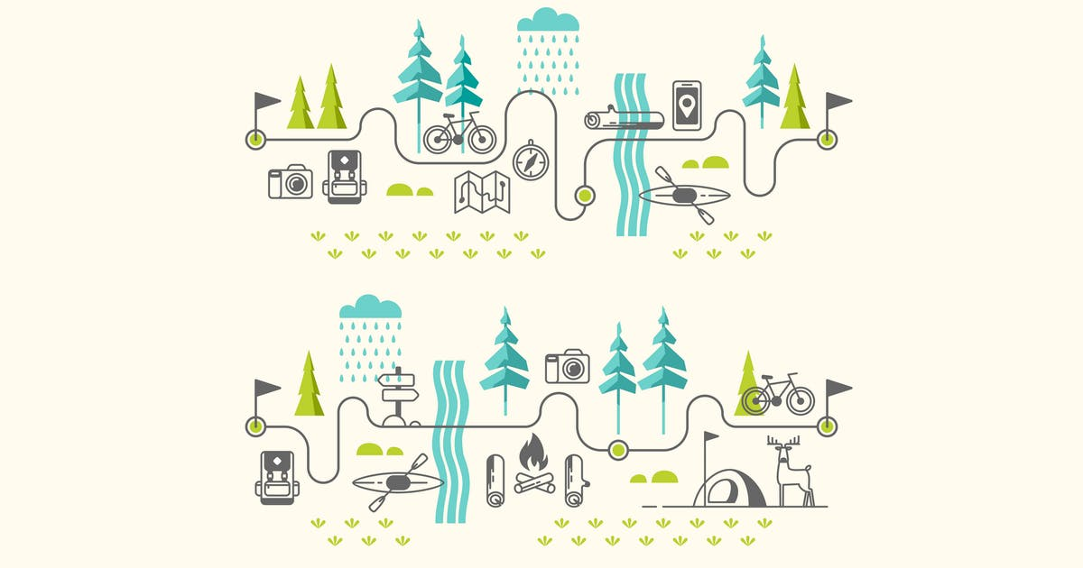 Download Hiking Trail by Faber14