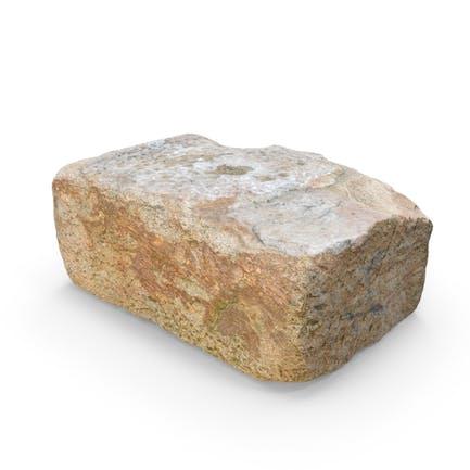 Bloque de piedra