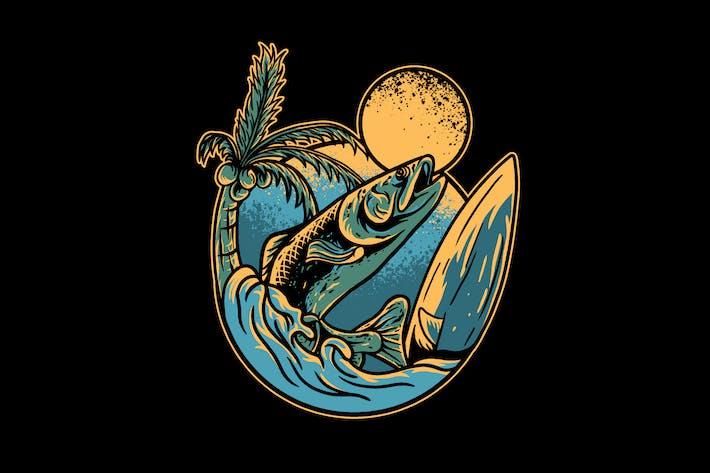 Thumbnail for Fisch und Sommertag