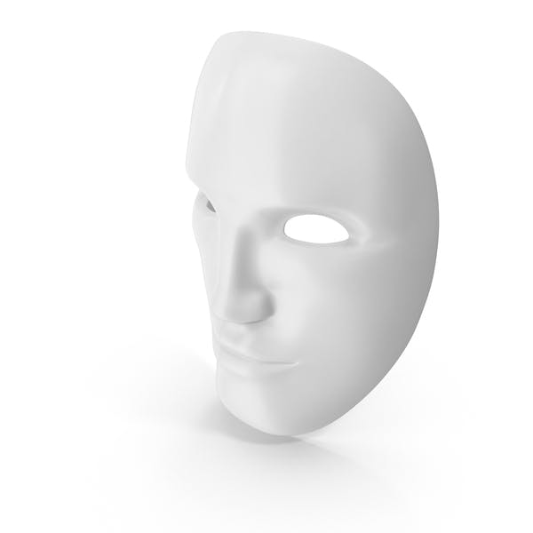 Cover Image for Porcelain Mask