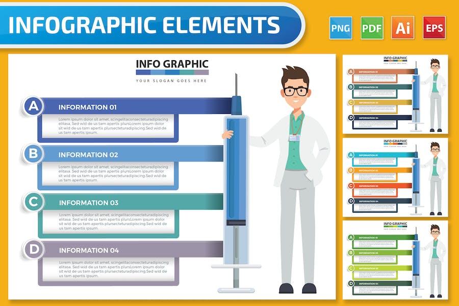 Doctor Infographics