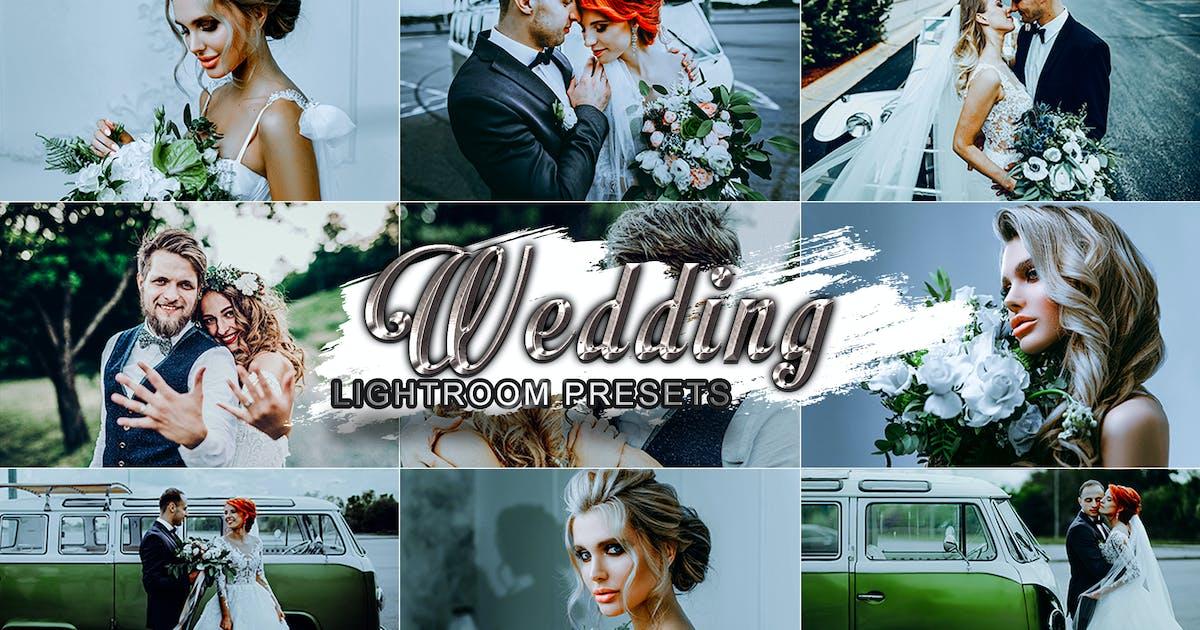 Download 6 Wedding Lightroom Presets Mobile and Desktop by 2lagus