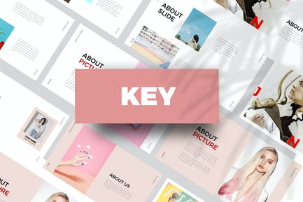 Fashion Stylist Keynote