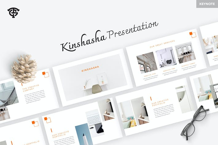 Thumbnail for Kinshasha - Keynote