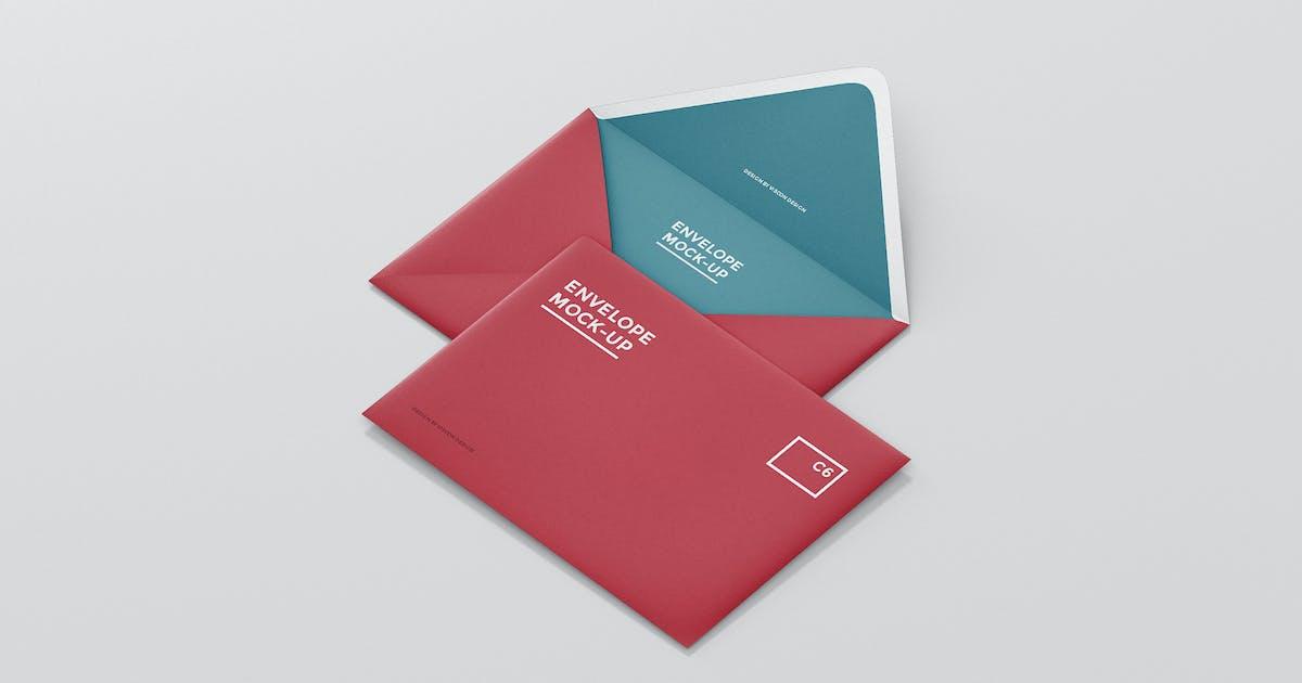 Download Envelope C6 Mock-Up by visconbiz