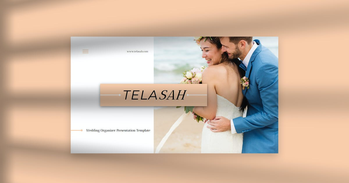 Download Telasah Wedding Keynote Presentation by raseuki