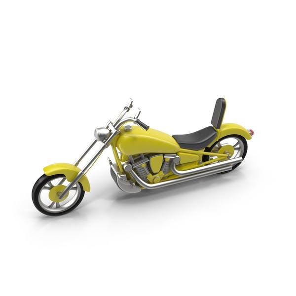 Cover Image for Chopper Motorcycle