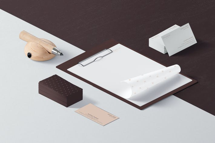 Thumbnail for Creative Stationery Template