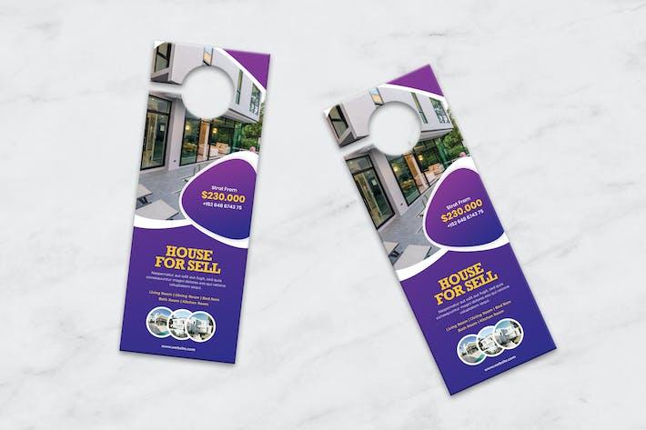 Thumbnail for Door Hanger