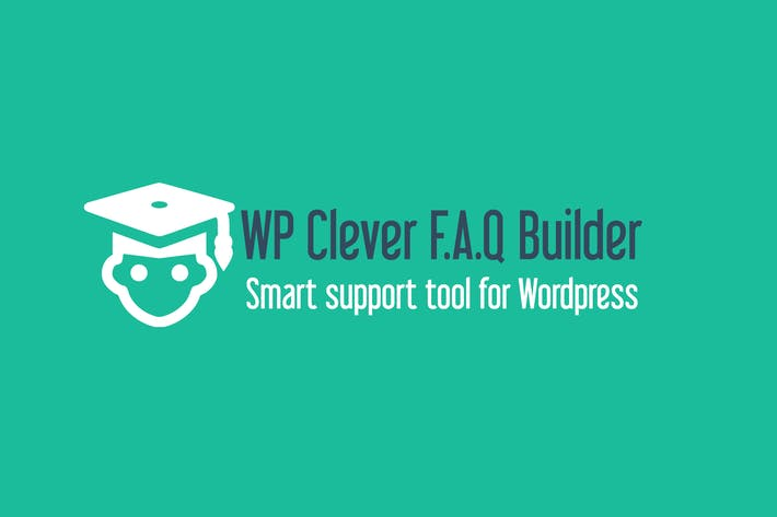Thumbnail for WP Clever FAQ Builder