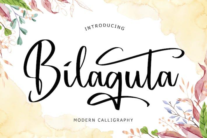 Современная каллиграфия Bilaguta