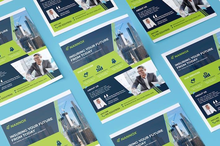 Thumbnail for Entreprise, dépliant d'entreprise