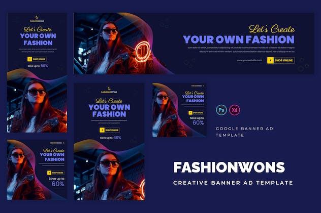Fashionwons Google Ads