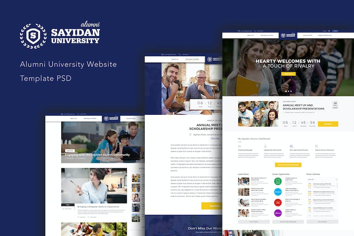 Thumbnail for Sayidan University Alumni