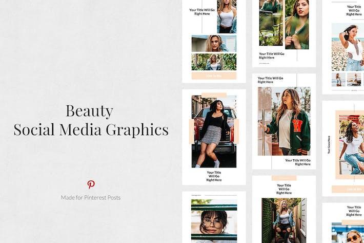 Thumbnail for Beauty Pinterest Posts