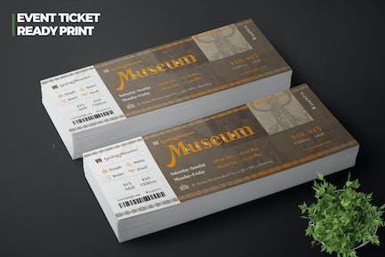 Museum Ticket Pro
