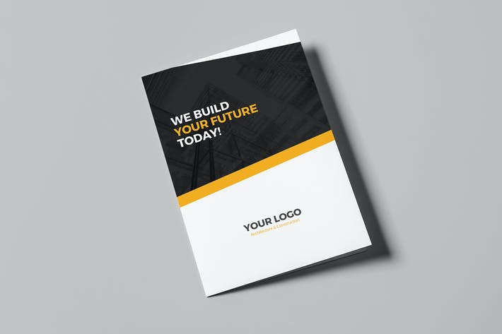 Thumbnail for Brochure – Architecture and Construction Bi-Fold