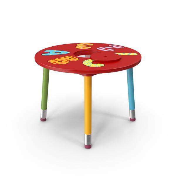 Children's Table