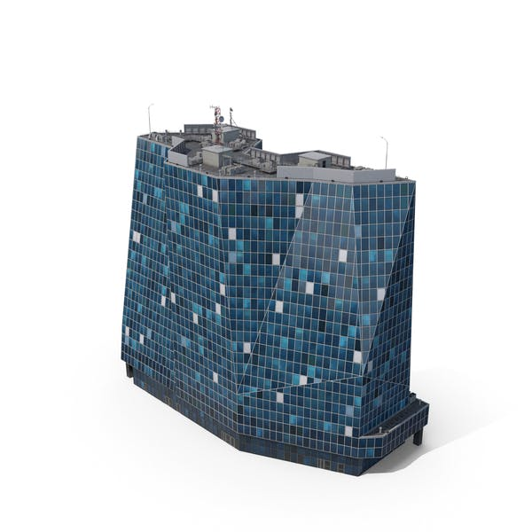 Skyscraper Building 21