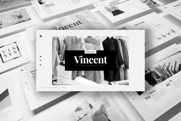 Thumbnail for Vincent PowerPoint Presentation