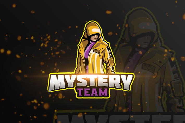 Mystery Mascot & eSports Gaming Logo