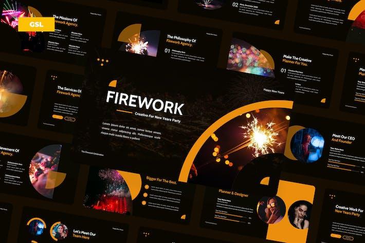 Фейерверк Новогодняя вечеринка - Google С