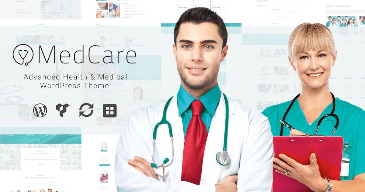 Download MedCare WordPress Theme by deTheme