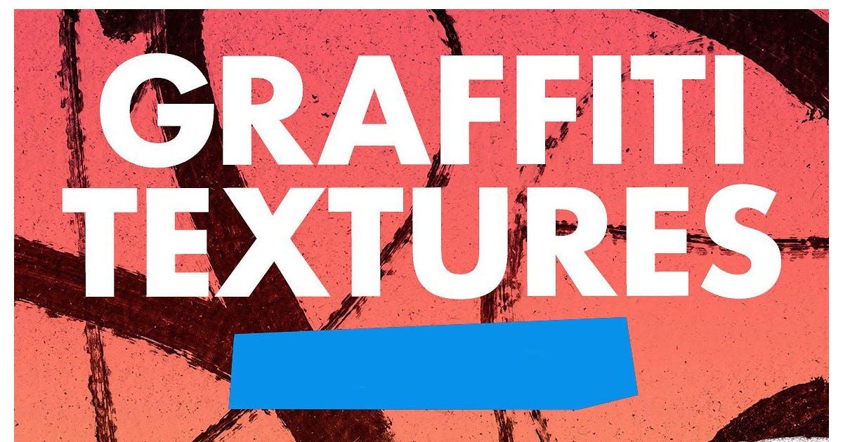 Download 20 Graffiti Textures - Vector & JPG by hughadams