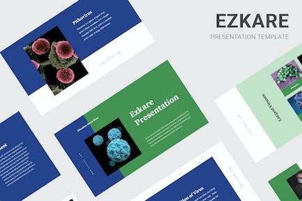 Ezkare - Learning About Virus Google Slides