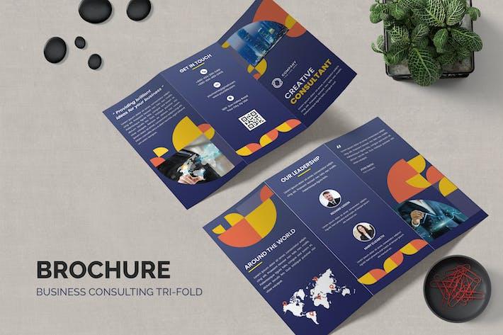 Thumbnail for Brochure Marketing Triple