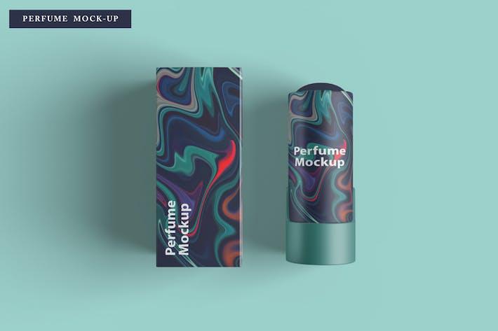 Parfüm\ Packaging Mockup VL