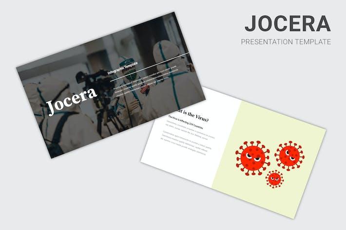 Thumbnail for Jocera - Health Education Infographic GoogleSlides