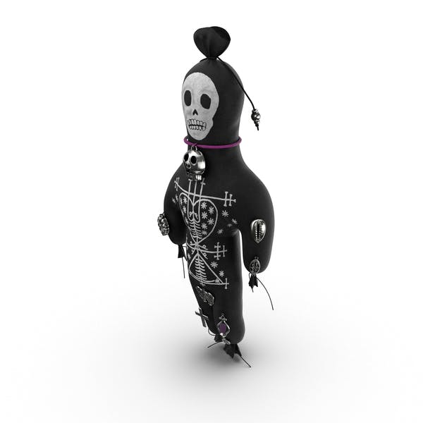 Cover Image for Voodoo Doll