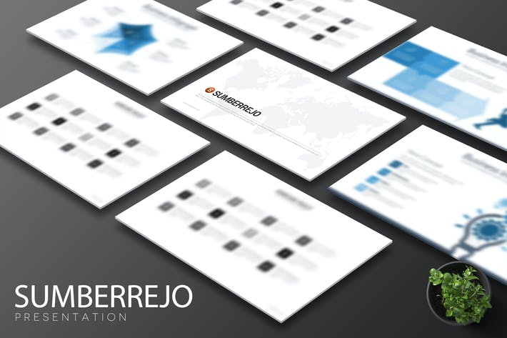 Thumbnail for Sumberejo - Keynote Template