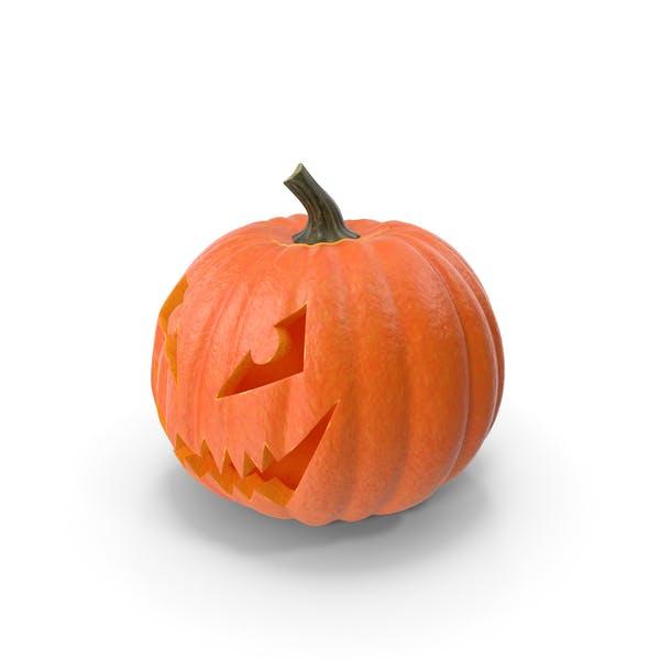 Halloween Pumpkin Smiley