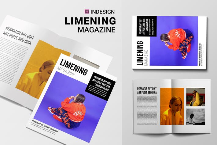 Thumbnail for Limening | Magazine