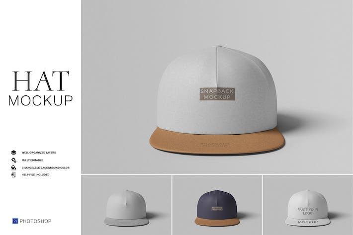 Hat / Cap Mockup