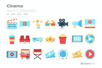 Cinema Color Icon